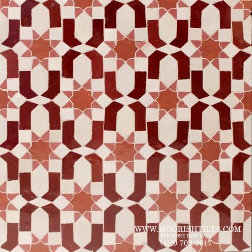 Moroccan Tile 54