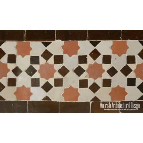 Moroccan Pool Tiles Miami Florida
