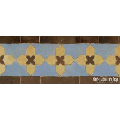 Moroccan Kitchen Tiles San Francisco California