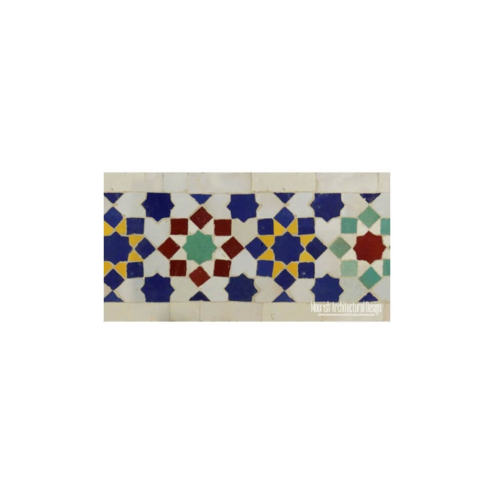 Moorish Kitchen Tiles Chicago