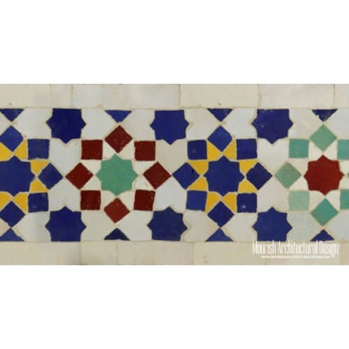 Moorish Kitchen Tiles Chicago