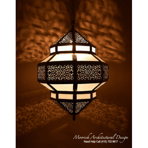 Traditional Moroccan Pendant 03