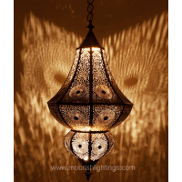 Moorish Bathroom Pendant Light