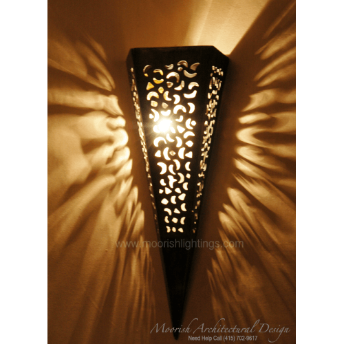 Traditional wall sconces moroccan wall lamps moroccan sconce miami aloadofball Images