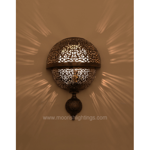 Moroccan Sconce Dallas