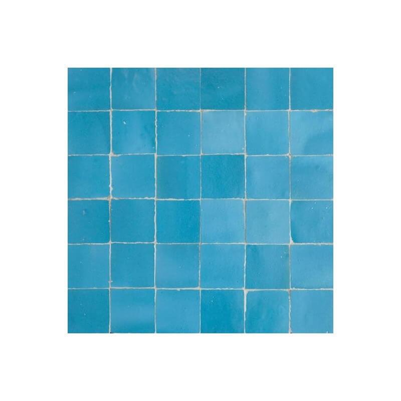 Turquoise Moroccan Tile Turquoise Zellige