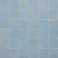 Blue Moroccan Tile Los Angeles