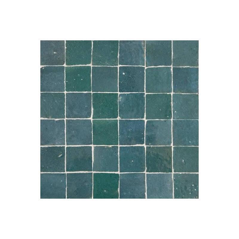 Blue Moroccan Tile Santa Barbara