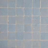 Blue Moroccan Tile Boston