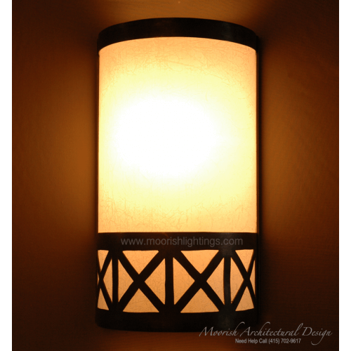 Modern Moroccan Sconce 05