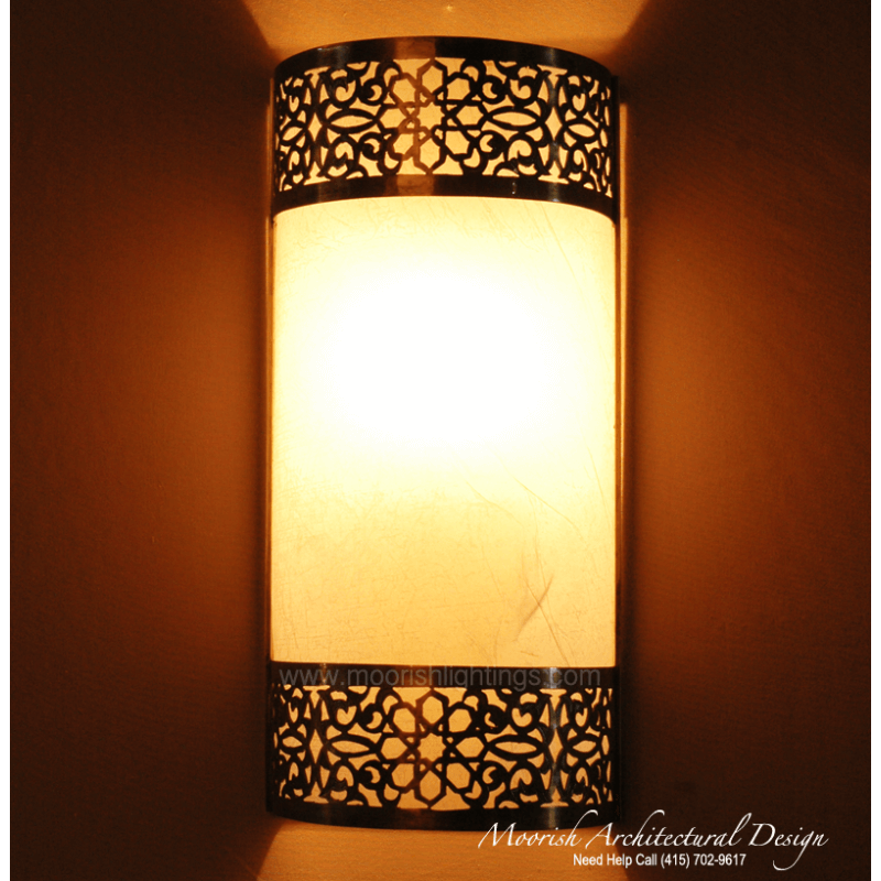Moroccan Sconce Denver Colorado