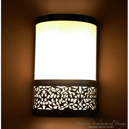 Moroccan Sconce New Jersey
