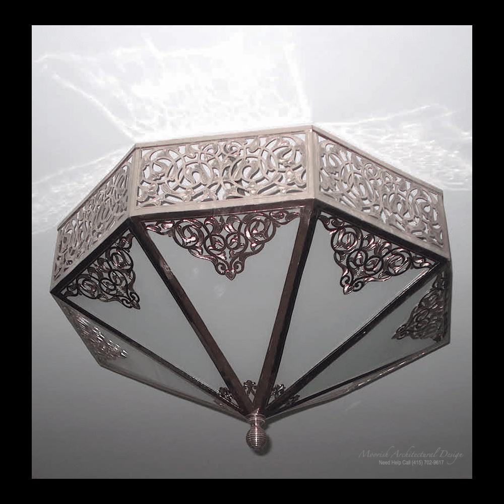 Moroccan ceiling light miami arubaitofo Gallery