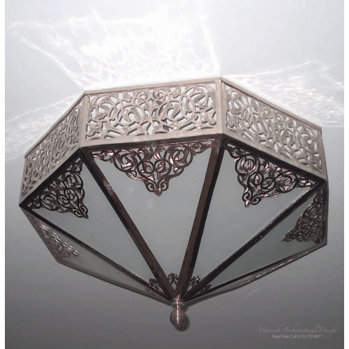 Moroccan Ceiling Light 04