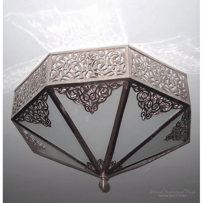 Moroccan Ceiling Light Miami