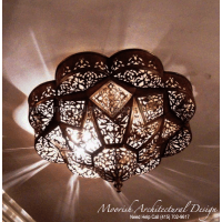 Moroccan Ceiling Light Phoenix Arizona