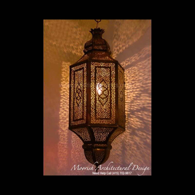 Moroccan Lantern Santa Barbara