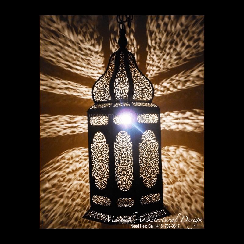 Moroccan Lantern Menlo Park