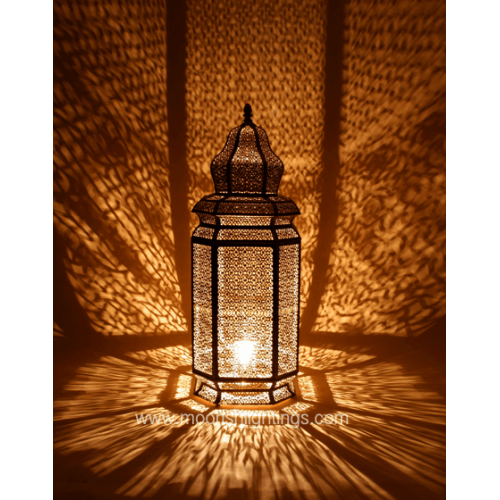 Moroccan Lamp San Francisco