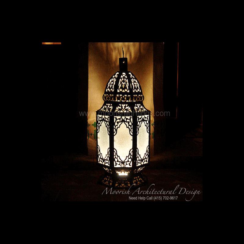 Moorish Lamp Los Angeles