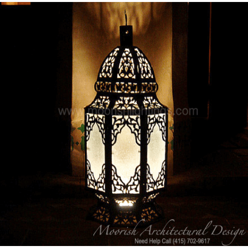 Traditional Moroccan Lamp 05