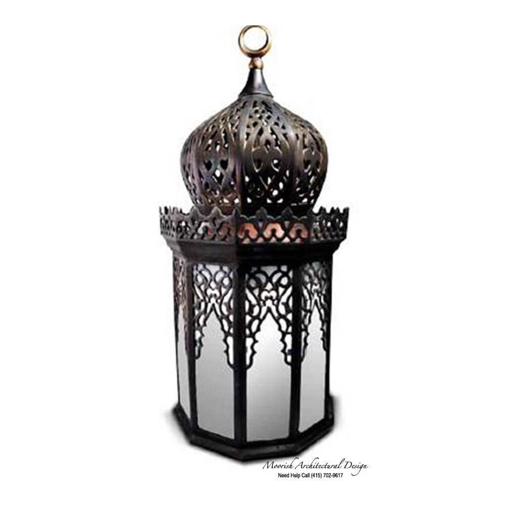 Moorish Lamp Dallas Texas