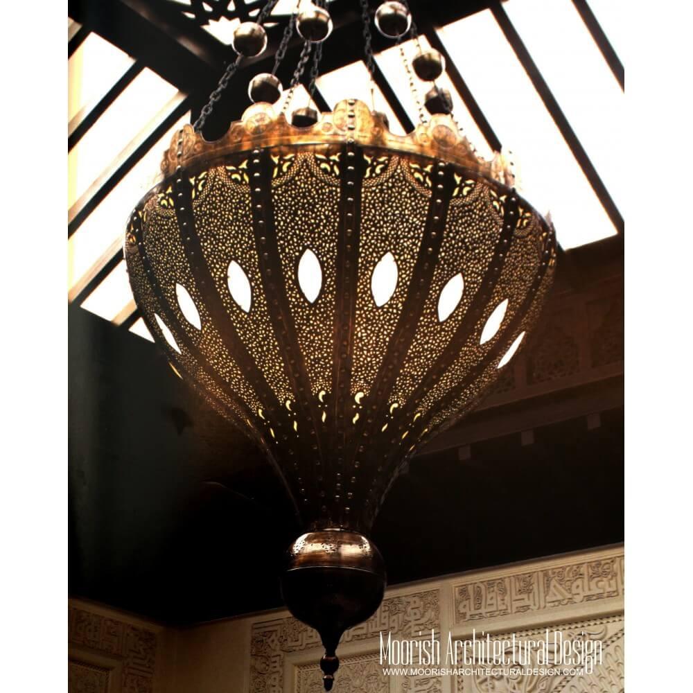 Moroccan chandelier store santa barbara aloadofball Images