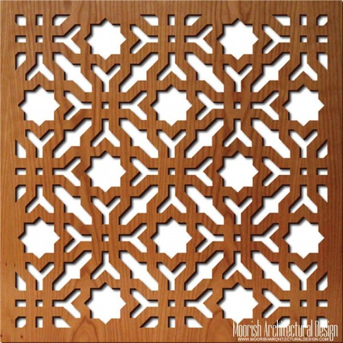 Jali Screen Moroccan Decorative Screens Geometric Wood