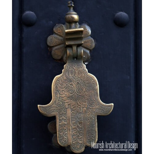Moroccan Door Knocker 09