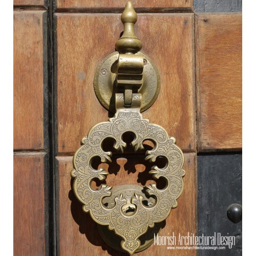 Moroccan Door Knocker 11