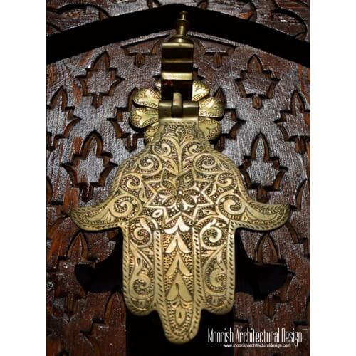 Moroccan Door Knocker 16