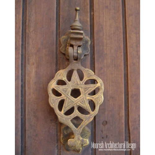 Moroccan Door Knocker 19