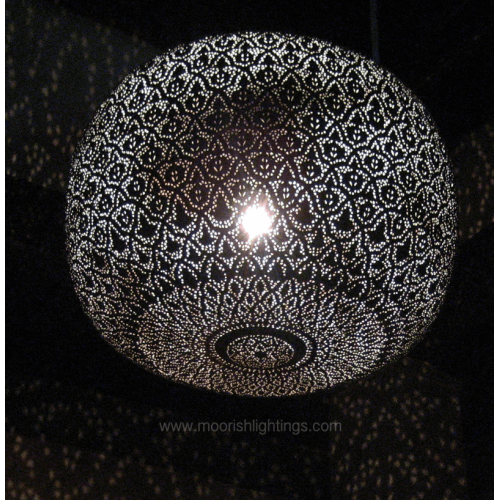 Modern Moroccan Pendant 12