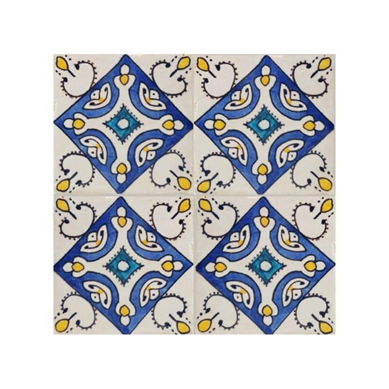 Mediterranean Pool Tiles Santa Barbara