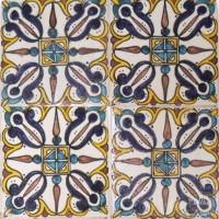 Mediterranean Pool Tiles San Francisco