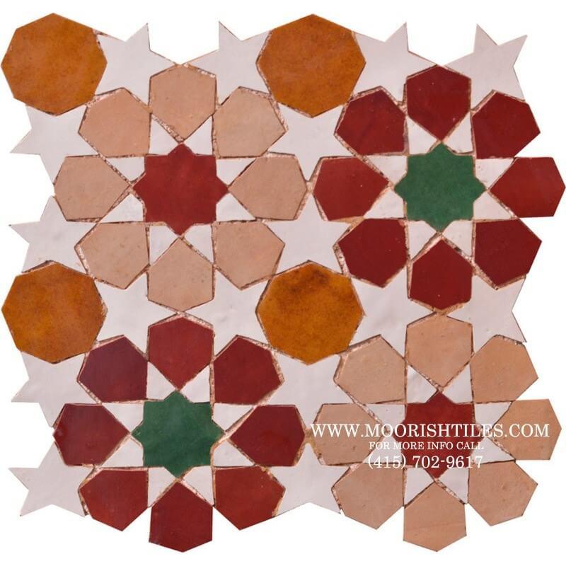 Moroccan Tile Los Angeles