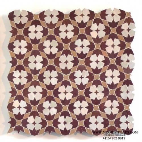 Moroccan Tile 62