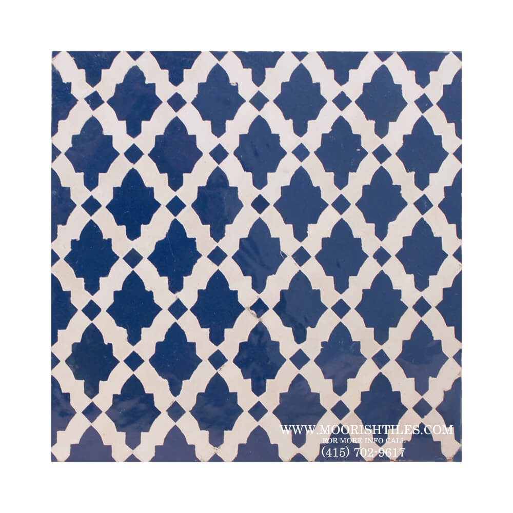 Moroccan Tile Design Moorish Tiles