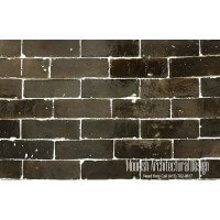 Brown Moroccan Subway tiles