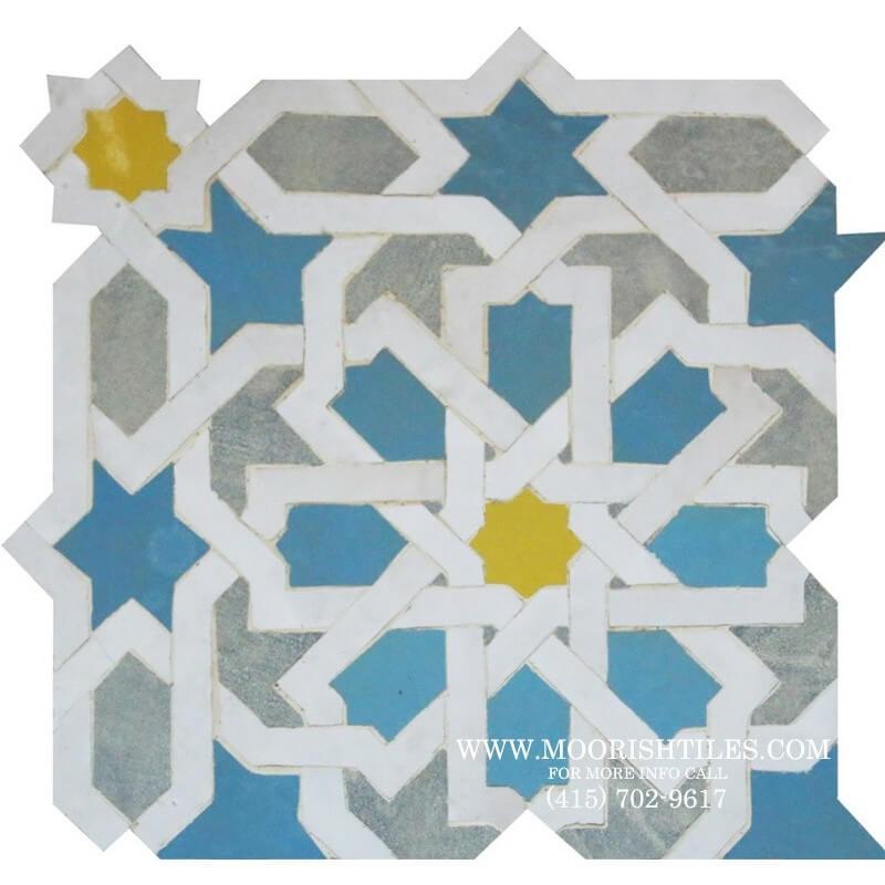 Moroccan Tile shop California