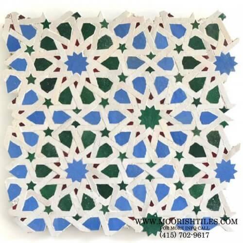 Moroccan Tile 94