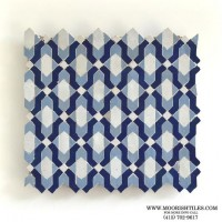Moroccan Tile Manhattan