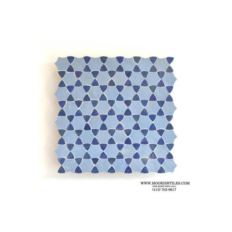 Jewish Moroccan Tile