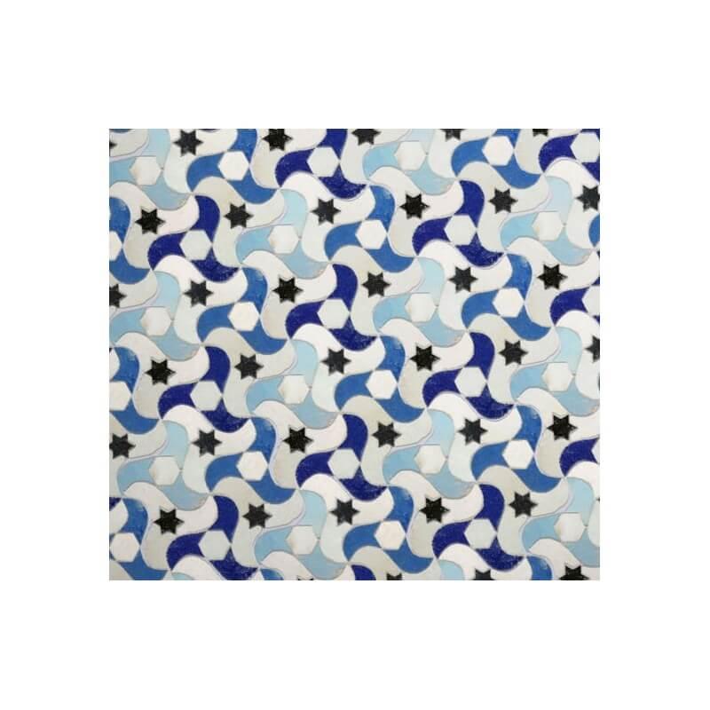 Jewish Tile Morocco