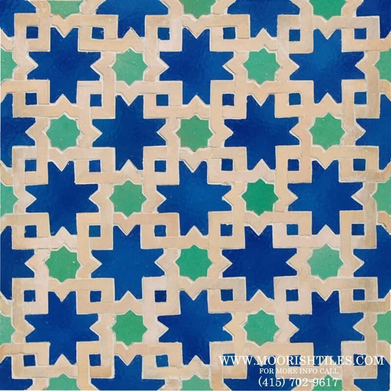 Moroccan Tile Napa Valley
