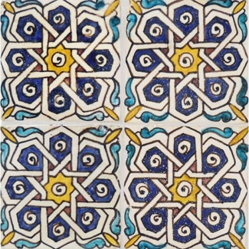 Spanish Pool Tiles Tunisian Tiles Moroccan Pool Tiles
