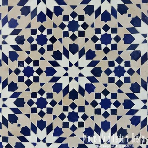 Moroccan Tile 121