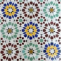 Moroccan Tile Santa Fe