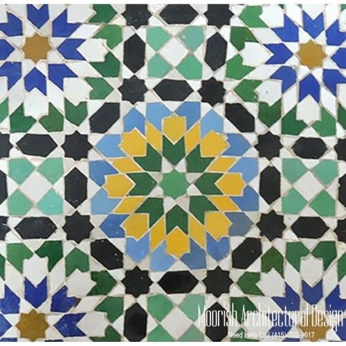 Moroccan Tile 124