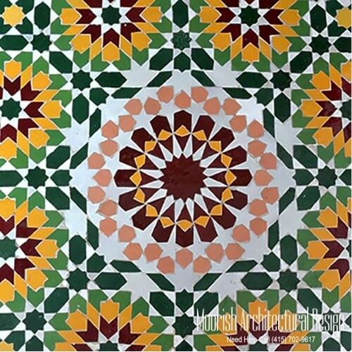 Moroccan Tile 127
